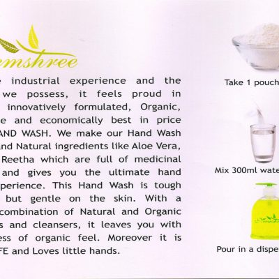 Hand wash facts